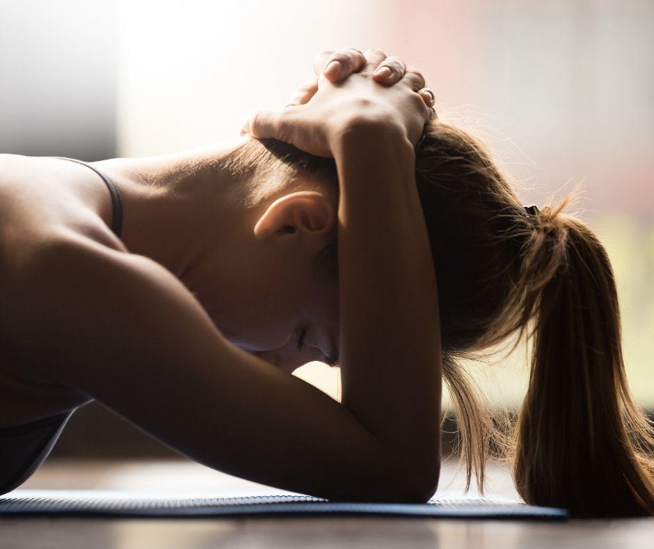 Nacken Fehlhaltung