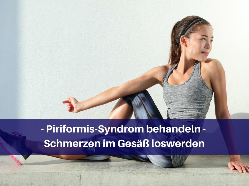 Piriformis-Syndrom behandeln
