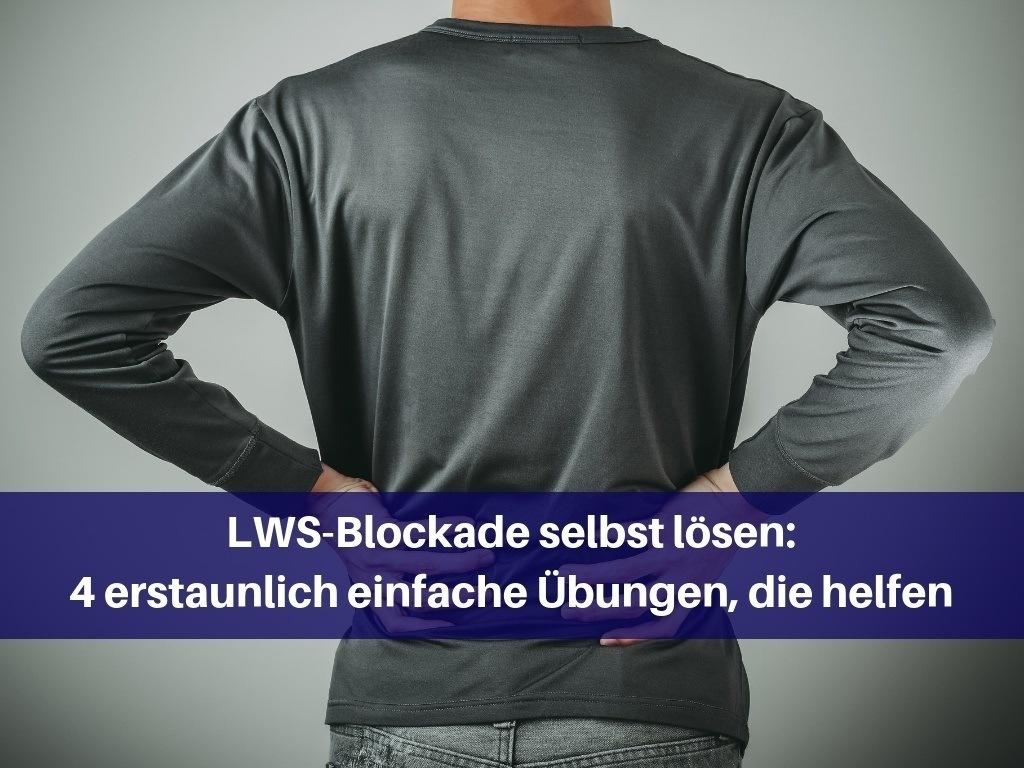 LWS-Blockade selbst lösen