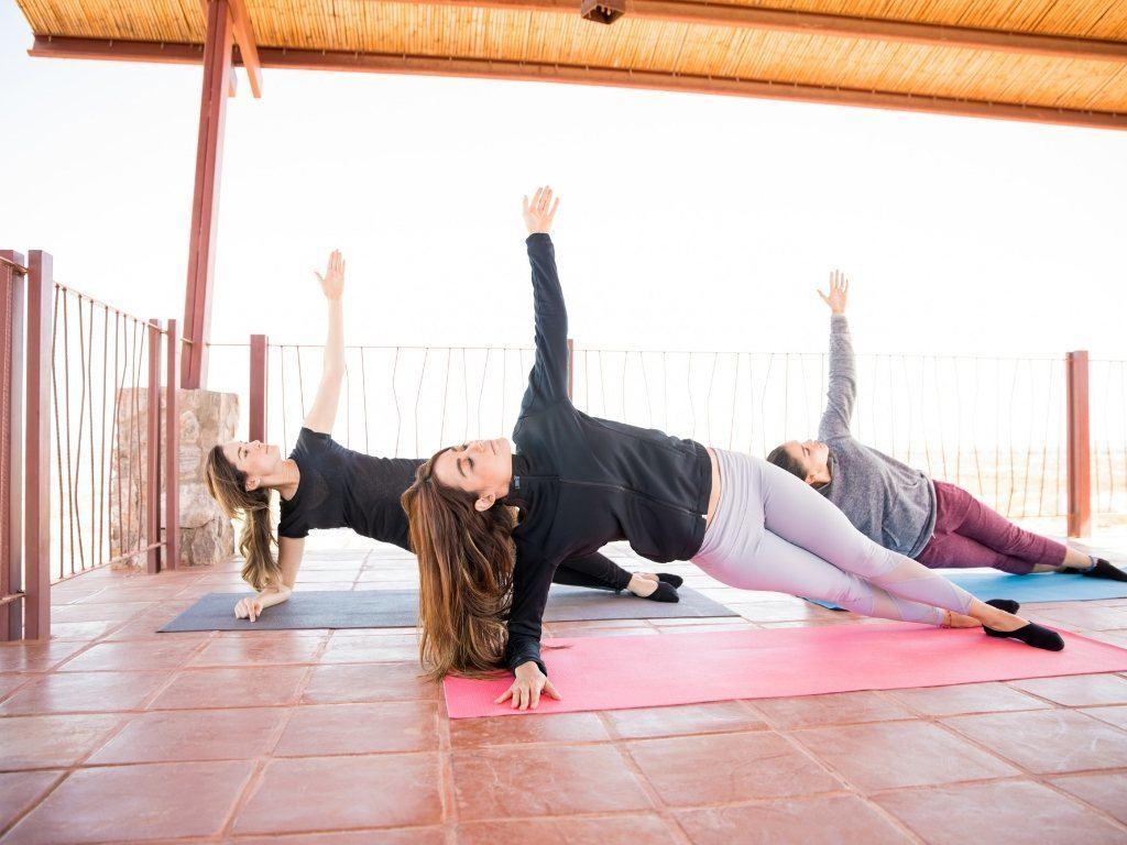 Übungen bei Rückenschmerzen