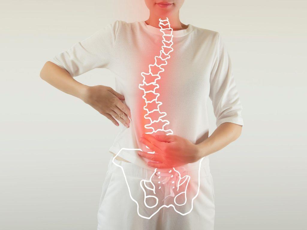 Fehler bei Rückenschmerzen