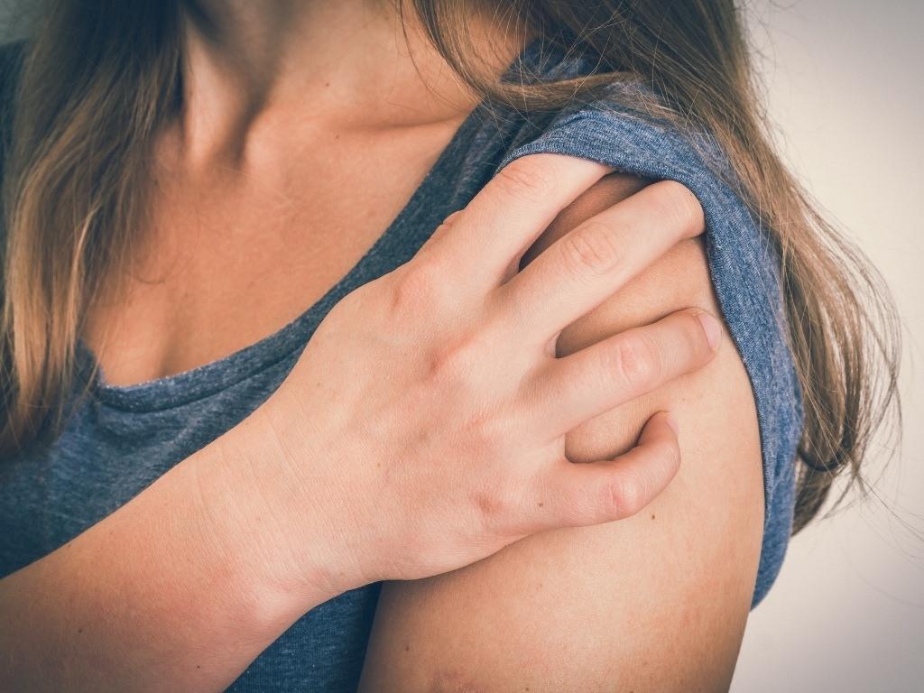 Schmerzen in Schulter und Arm