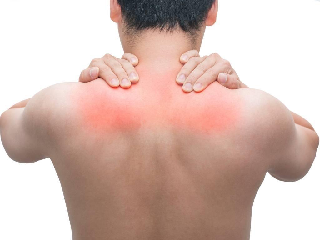 Schulter- und Nackenschmerzen