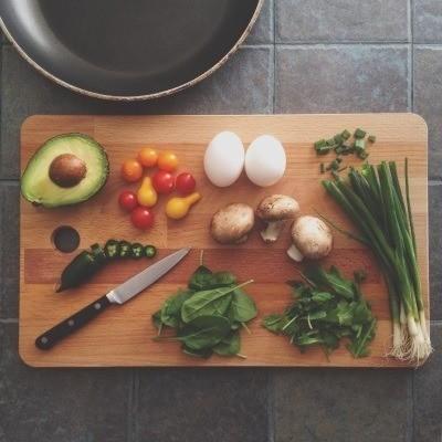 Entzündungslindernde Lebensmittel Titelbild