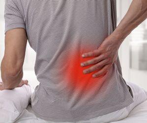 Rückenschmerzen beim Liegen - www.felixkade.de