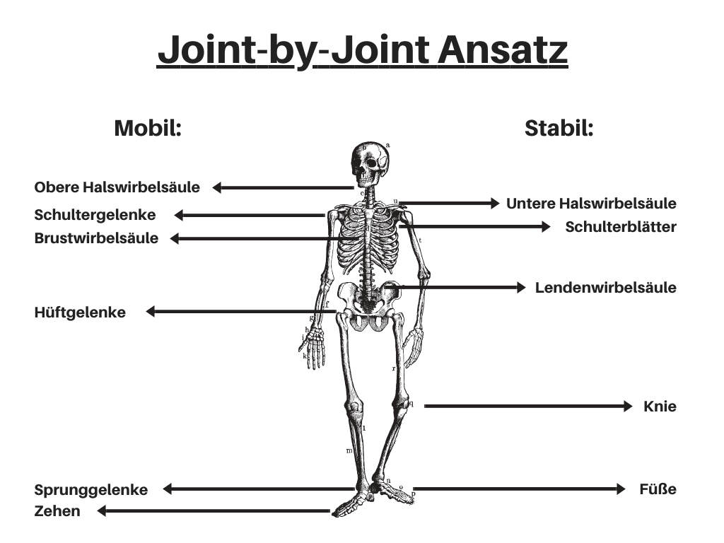 Joint by Joint Ansatz