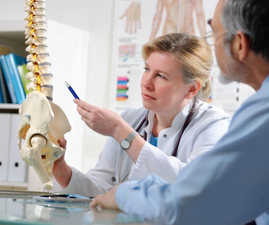 Aufklärung und Edukation bei unspezifischen Rückenschmerzen