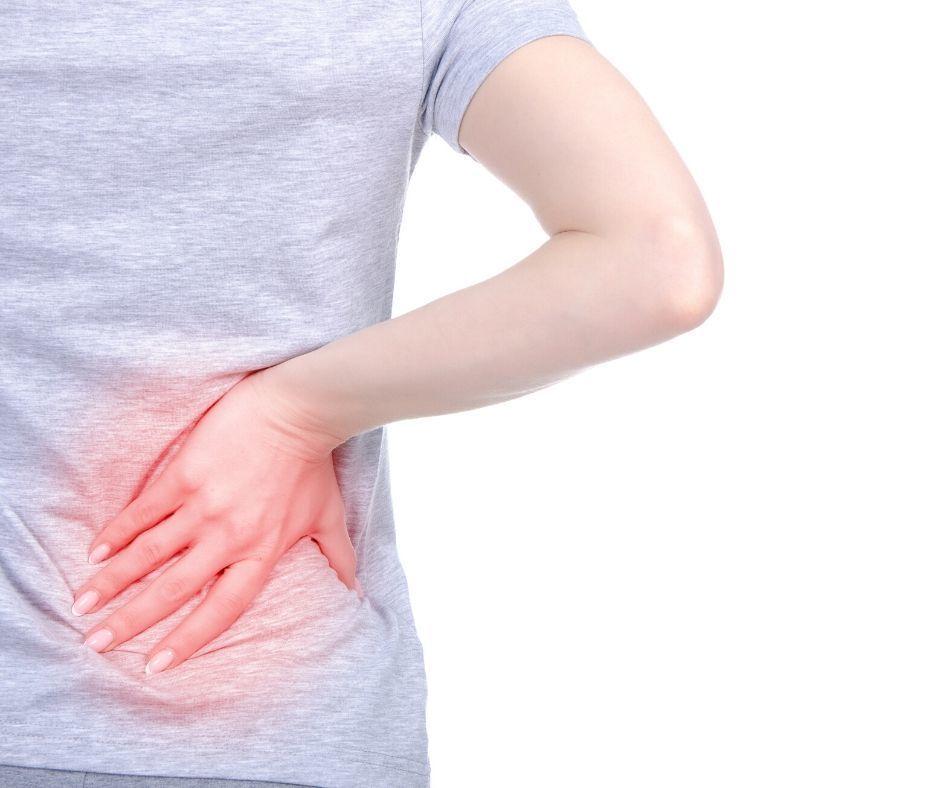 unspezifische Rückenschmerzen