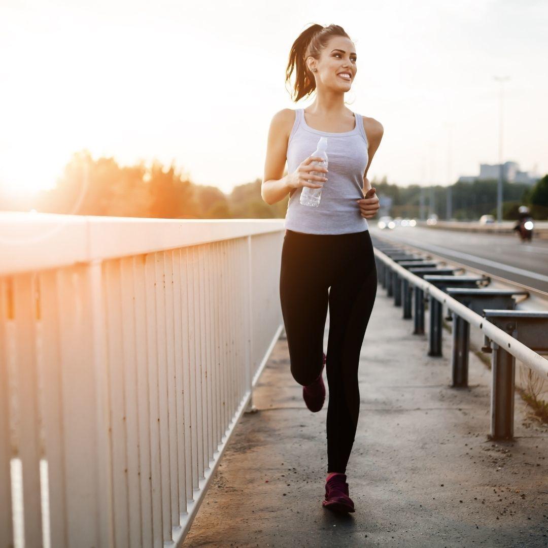 Läuferknie behandeln durch Laufpause